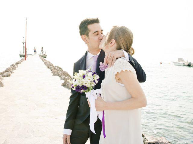 Il matrimonio di Tommaso e Sara a Bardolino, Verona 43