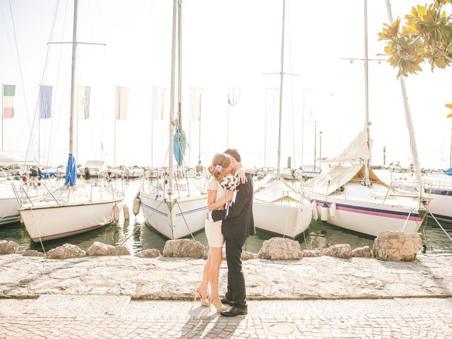 Il matrimonio di Tommaso e Sara a Bardolino, Verona 45