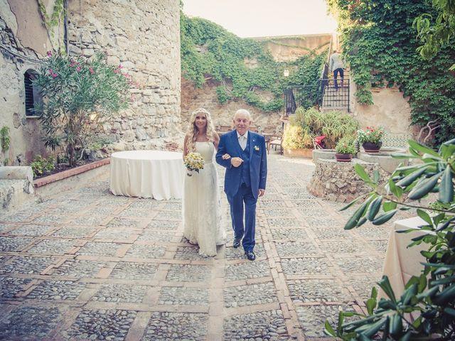 Il matrimonio di Alberto e Titti a Trabia, Palermo 11