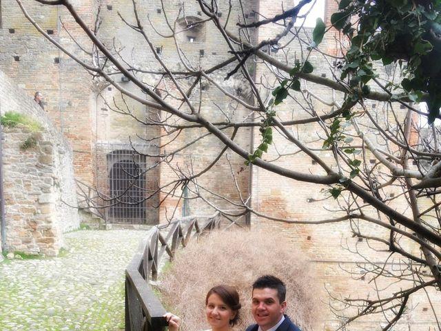 Il matrimonio di Adnan e Giulia a Castell'Arquato, Piacenza 5