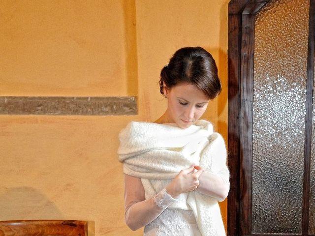 Il matrimonio di Adnan e Giulia a Castell'Arquato, Piacenza 8