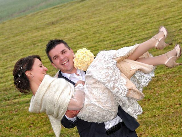 Il matrimonio di Adnan e Giulia a Castell'Arquato, Piacenza 9