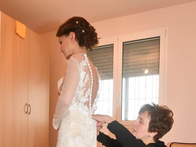 Il matrimonio di Adnan e Giulia a Castell'Arquato, Piacenza 11