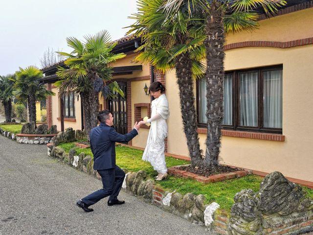 Il matrimonio di Adnan e Giulia a Castell'Arquato, Piacenza 13