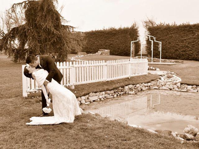 Il matrimonio di Adnan e Giulia a Castell'Arquato, Piacenza 14