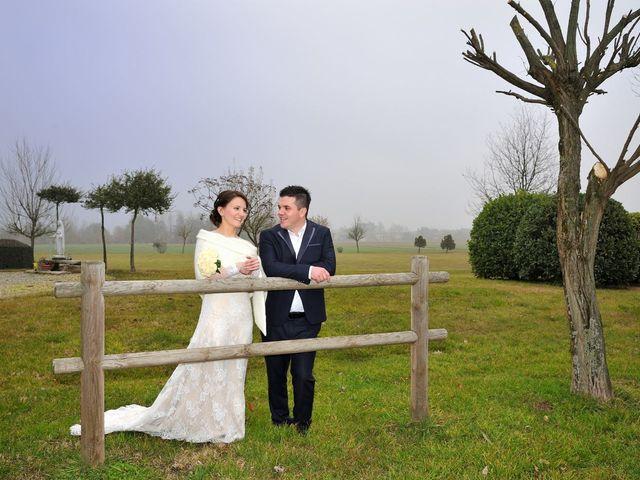 Il matrimonio di Adnan e Giulia a Castell'Arquato, Piacenza 17