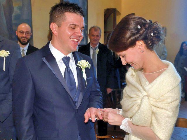 Il matrimonio di Adnan e Giulia a Castell'Arquato, Piacenza 18