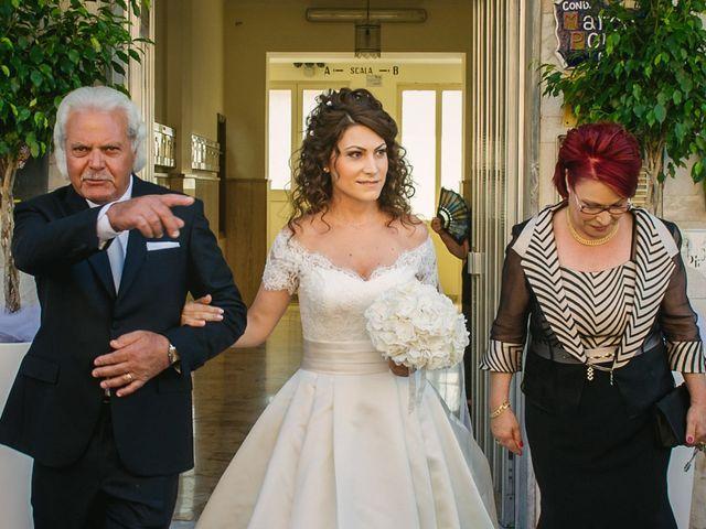 Il matrimonio di Pierangelo e Marina a Rosolini, Siracusa 18