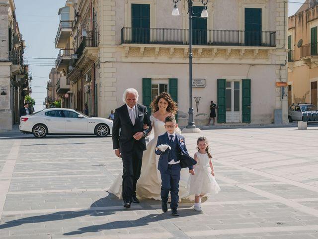 Il matrimonio di Pierangelo e Marina a Rosolini, Siracusa 20
