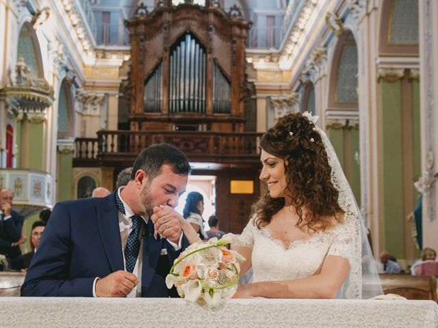 Il matrimonio di Pierangelo e Marina a Rosolini, Siracusa 24