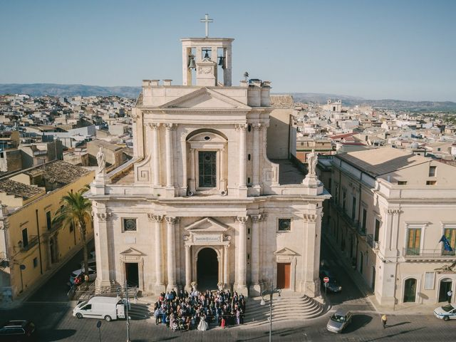 Il matrimonio di Pierangelo e Marina a Rosolini, Siracusa 27
