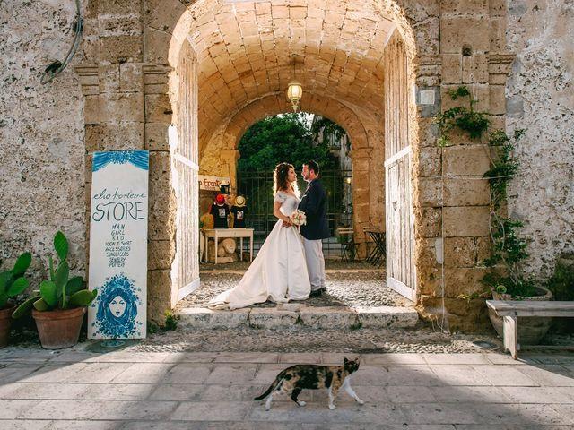 le nozze di Marina e Pierangelo