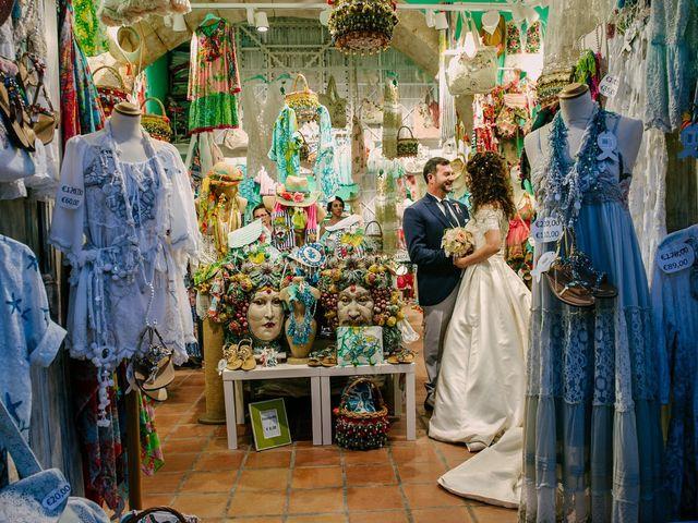 Il matrimonio di Pierangelo e Marina a Rosolini, Siracusa 35