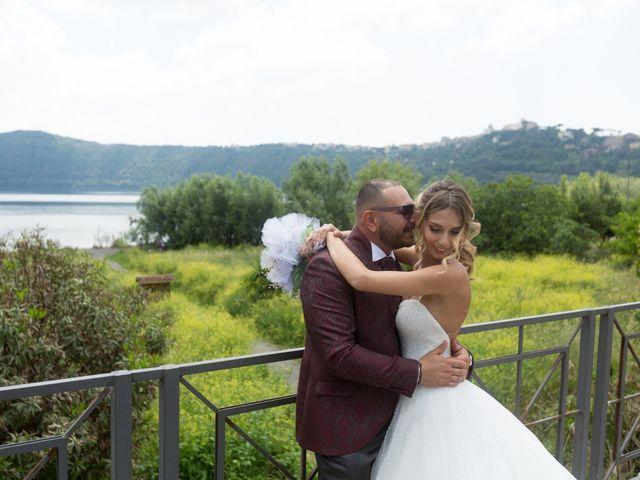 Le nozze di Cristina e Mirco