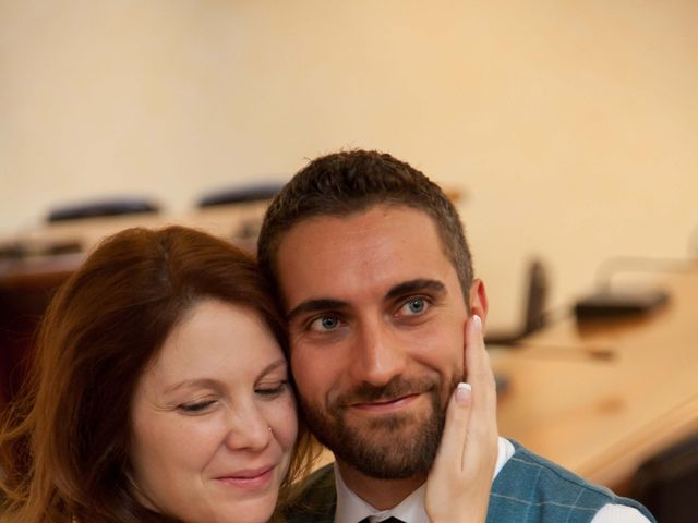Il matrimonio di Luca e Elisa a Castegnero, Vicenza 5
