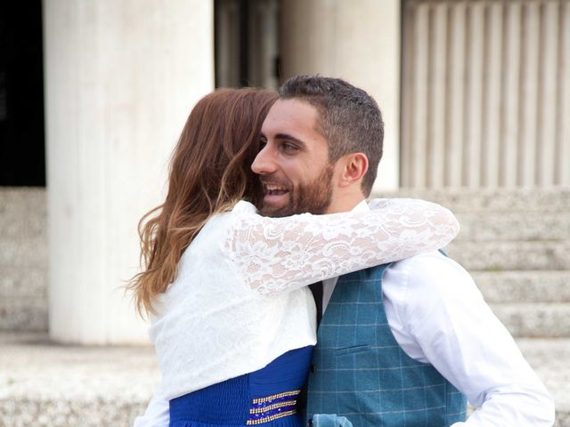 Il matrimonio di Luca e Elisa a Castegnero, Vicenza 8