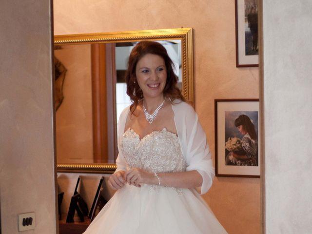 Il matrimonio di Luca e Elisa a Castegnero, Vicenza 19