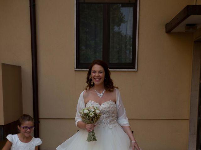 Il matrimonio di Luca e Elisa a Castegnero, Vicenza 22