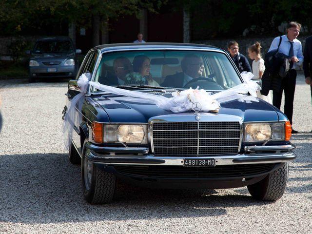 Il matrimonio di Luca e Elisa a Castegnero, Vicenza 24