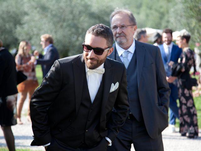 Il matrimonio di Luca e Elisa a Castegnero, Vicenza 25
