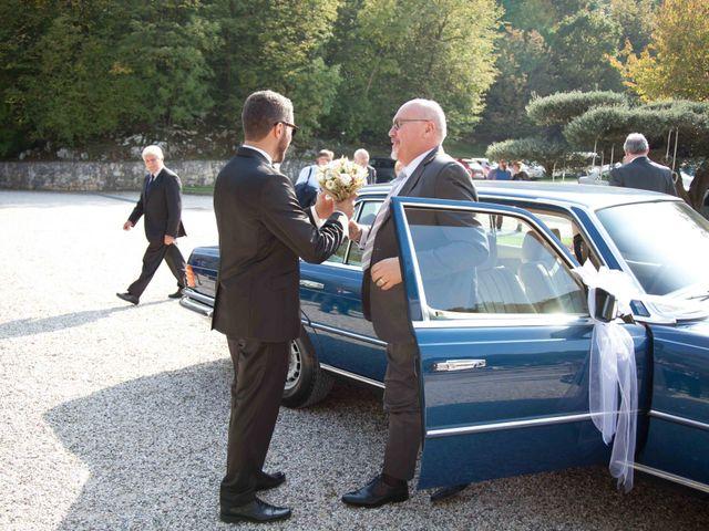Il matrimonio di Luca e Elisa a Castegnero, Vicenza 26