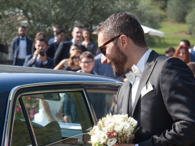 Il matrimonio di Luca e Elisa a Castegnero, Vicenza 27