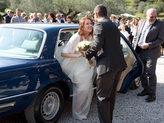 Il matrimonio di Luca e Elisa a Castegnero, Vicenza 1