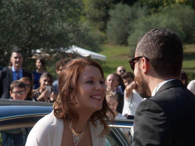 Il matrimonio di Luca e Elisa a Castegnero, Vicenza 28