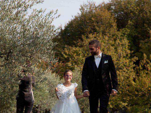 Il matrimonio di Luca e Elisa a Castegnero, Vicenza 29
