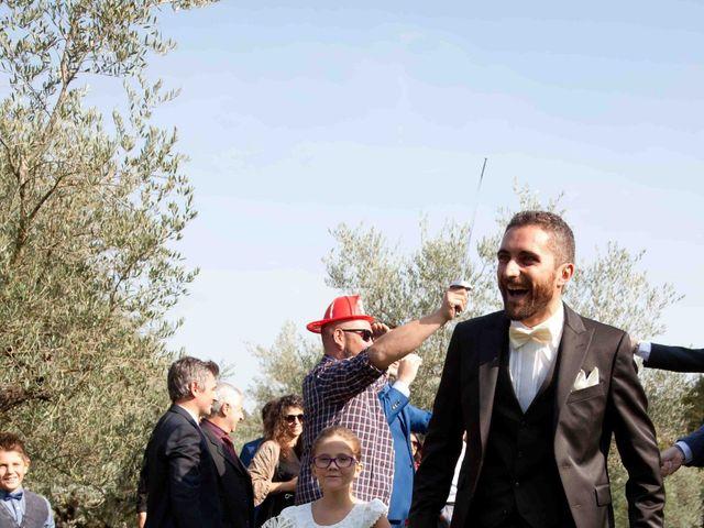 Il matrimonio di Luca e Elisa a Castegnero, Vicenza 31