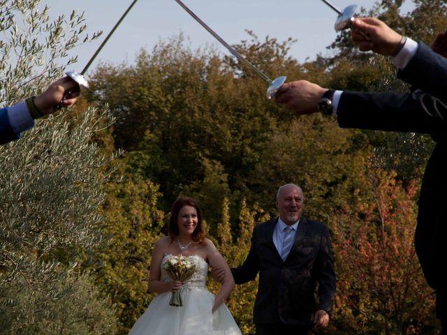 Il matrimonio di Luca e Elisa a Castegnero, Vicenza 34