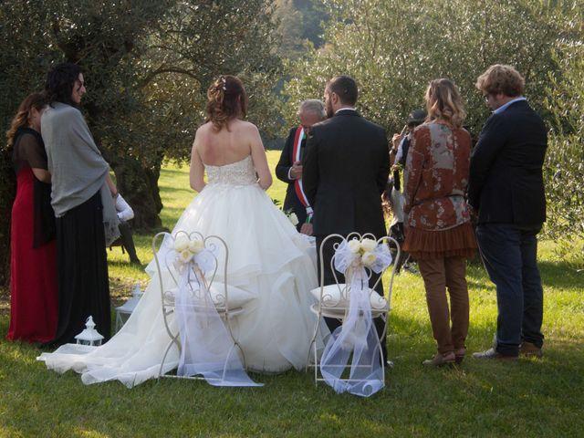 Il matrimonio di Luca e Elisa a Castegnero, Vicenza 36