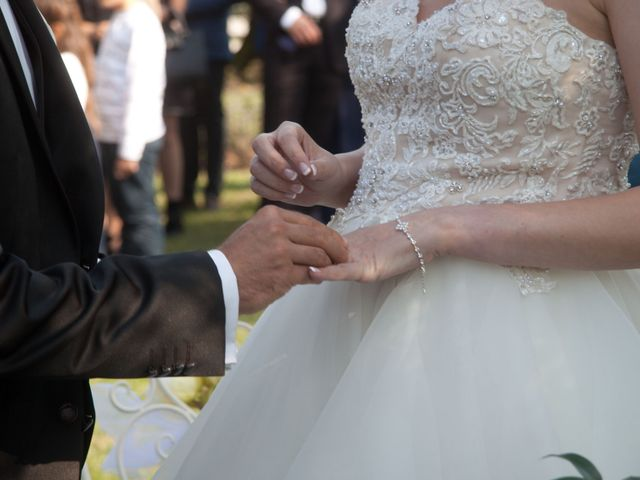 Il matrimonio di Luca e Elisa a Castegnero, Vicenza 37