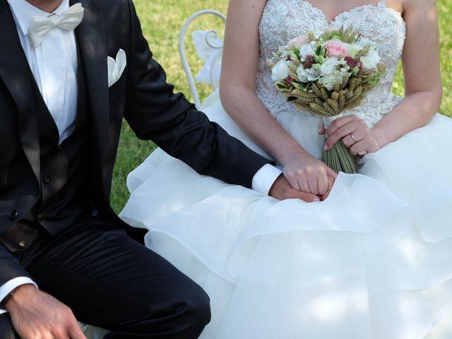 Il matrimonio di Luca e Elisa a Castegnero, Vicenza 39
