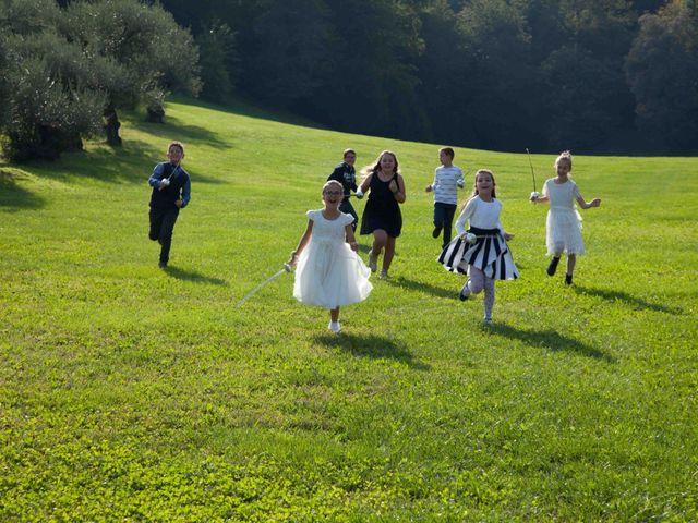 Il matrimonio di Luca e Elisa a Castegnero, Vicenza 42