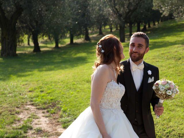 Il matrimonio di Luca e Elisa a Castegnero, Vicenza 43