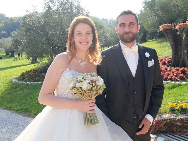 Il matrimonio di Luca e Elisa a Castegnero, Vicenza 44