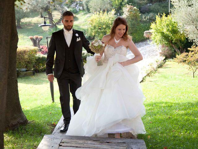Il matrimonio di Luca e Elisa a Castegnero, Vicenza 47