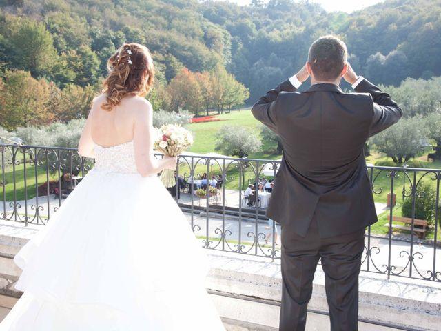 Il matrimonio di Luca e Elisa a Castegnero, Vicenza 2