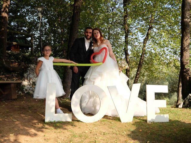 Il matrimonio di Luca e Elisa a Castegnero, Vicenza 50