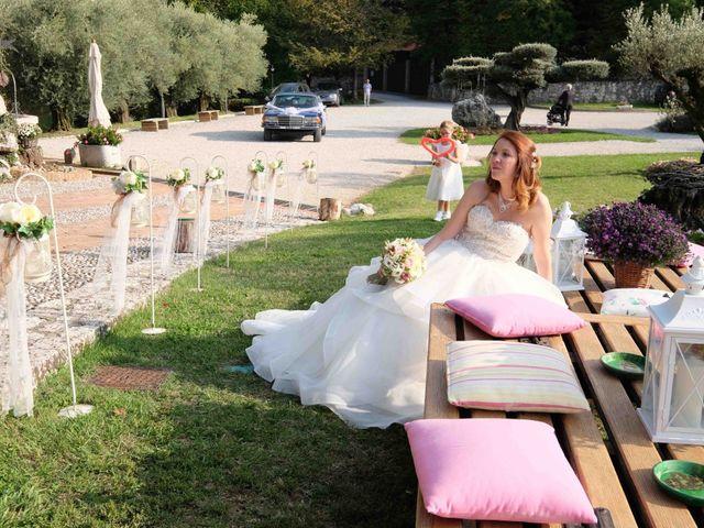 Il matrimonio di Luca e Elisa a Castegnero, Vicenza 51