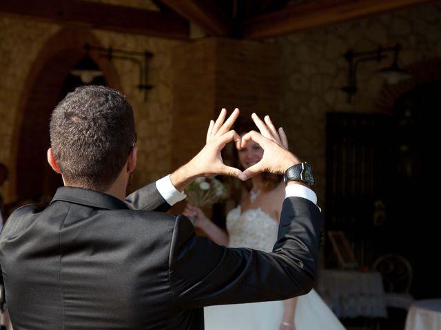 Il matrimonio di Luca e Elisa a Castegnero, Vicenza 53