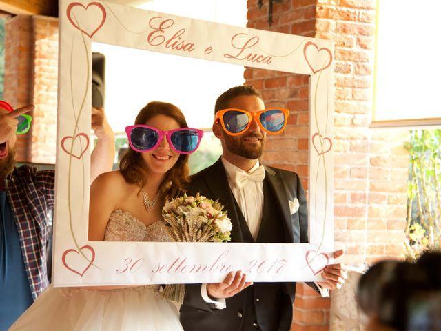 Il matrimonio di Luca e Elisa a Castegnero, Vicenza 57