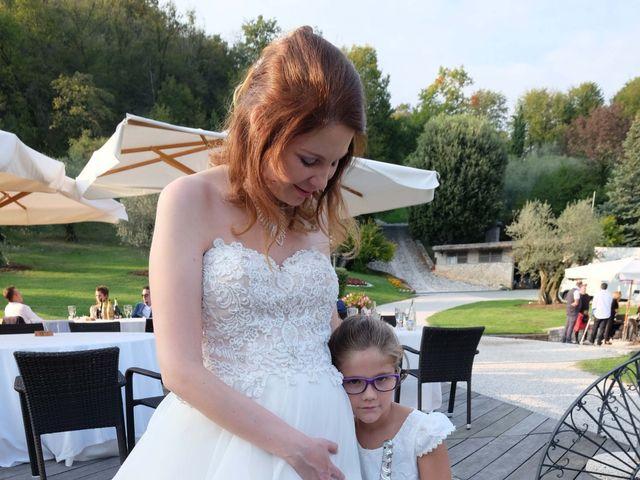 Il matrimonio di Luca e Elisa a Castegnero, Vicenza 58