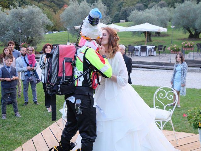 Il matrimonio di Luca e Elisa a Castegnero, Vicenza 60