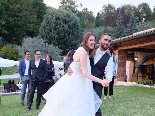Il matrimonio di Luca e Elisa a Castegnero, Vicenza 61