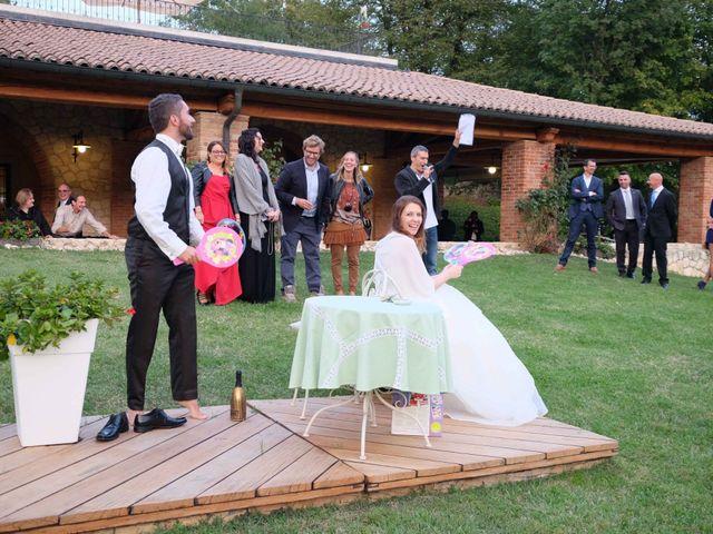 Il matrimonio di Luca e Elisa a Castegnero, Vicenza 62