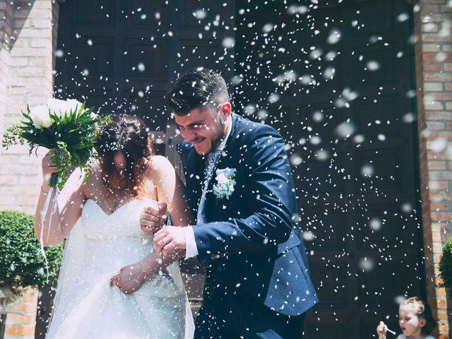 Le nozze di Ileana e Simone