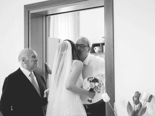 Il matrimonio di Marco e Silvia a Badia Polesine, Rovigo 11