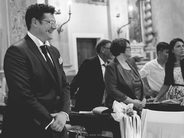 Il matrimonio di Marco e Silvia a Badia Polesine, Rovigo 12